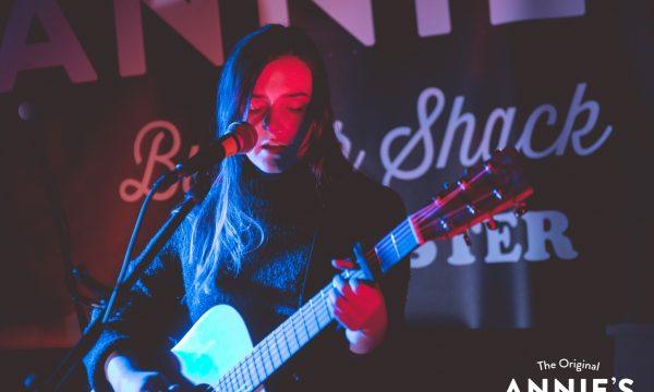 Ellisha Green Live